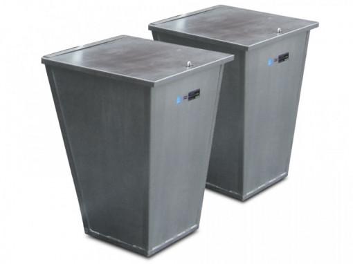 Set Containere Balast Contragreutate Electropalan 1000kg - IORI-BC1000