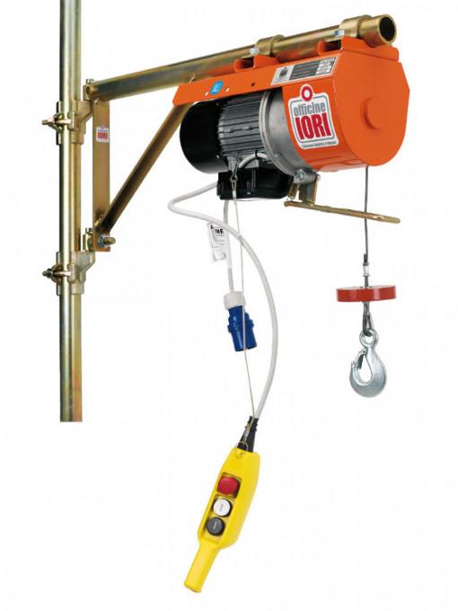 Electropalan Semi-Profesional 150 kg, 18 metri cablu - IORI-DM150E-18m