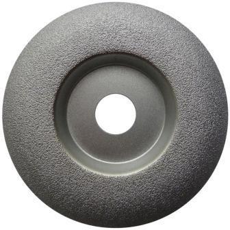 Disc diamantat curbat pt. slefuiri / sanfren in placi - Granulatie 100 125mm - DXDH.4047.125.0100
