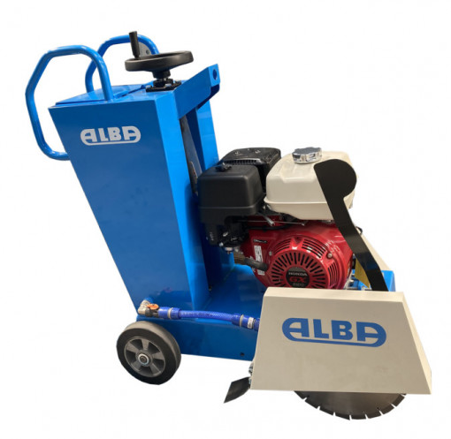 Masina de taiat beton/asfalt, grosime max. 190mm - Alba-CJM500-Honda