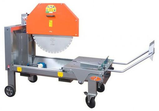 Masina de taiat materiale de constructii, 5.5kW, disc 800mm, Manta TP 800 - Mondial
