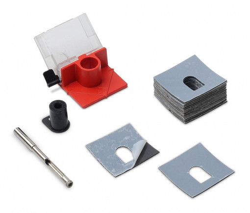 Carota diamantata pt. portelan, placi ceramice EasyGres kit 8mm - RUBI-4928