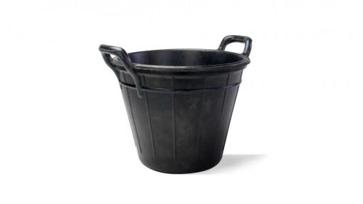 Galeata din cauciuc cu maner din plastic (18 L) - RUBI-88906