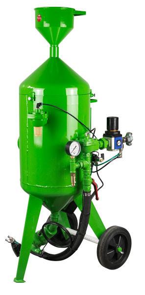 Masina de sablat cu abraziv - 28 litri - fara recuperare FEVI-SABIX-28-Plus