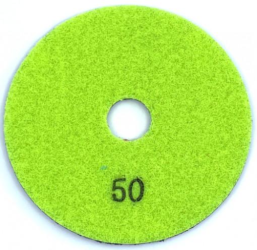 Paduri / dischete diamantate pt. slefuire umeda #50 125mm Super Premium - DXDH.23007.125.0050