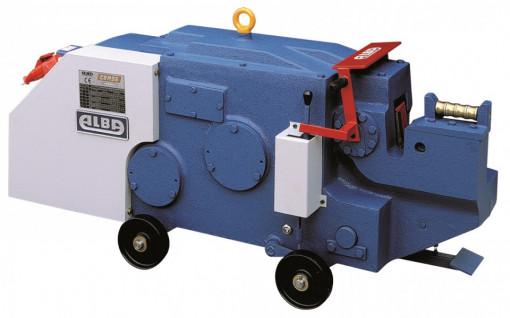 Masina hidraulica profesionala pentru taiere armaturi din fier beton - Alba-CRM55