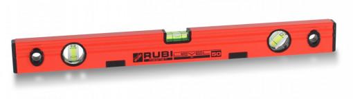 Boloboc (nivela cu bula) RUBILEVEL MAGNETIC 50, 50cm - RUBI-76929
