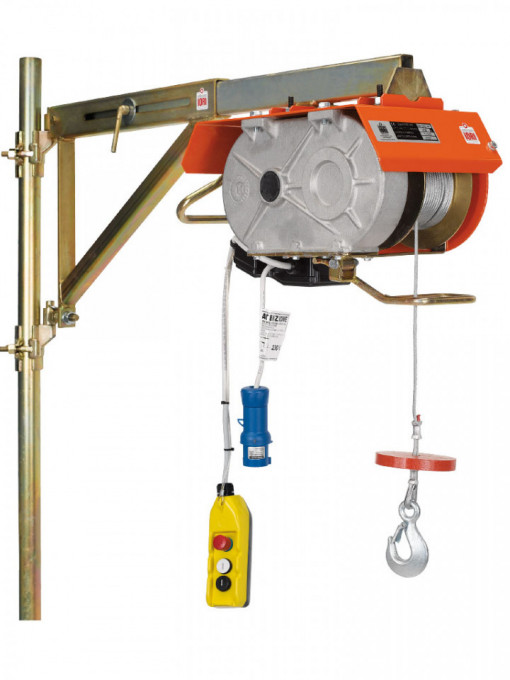 Electropalan Profesional 200 kg, 50 metri cablu - IORI-DM200A-VX50m