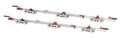 Sistem de transport pt. placi de dimensiuni mari, Easy-move MK IV - 6 ventuze duble, 320cm - Raimondi-432EM04CB