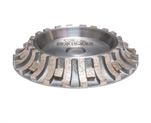 Disc diamantat pt. frezat/profilat 125mm / 12mm - Raimondi-179BULL12