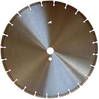 Disc DiamantatExpert pt. Beton & Mat. Constructii - Laser 500x25.4 (mm) Profesional Standard - DXDH.12007.500.25