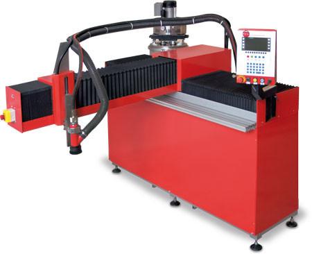 Masina automata de sablat CNC - FEVI-SAB-JET