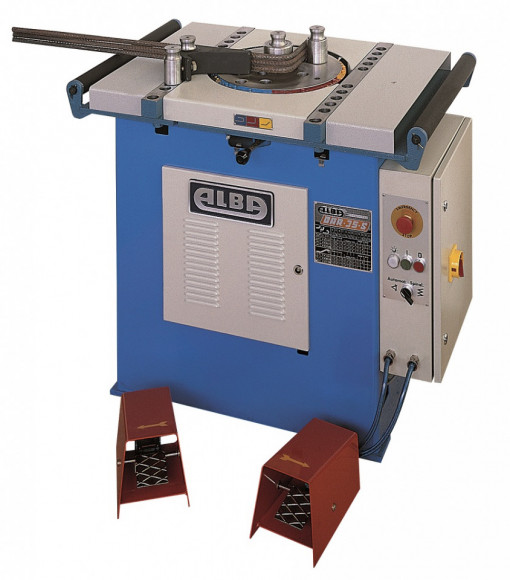 Masina automata profesionala de fasonat fier beton - Alba-DAR35SP