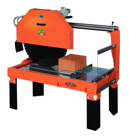 Masina de taiat materiale de constructii, 4 kW, disc 750mm, Manta TB 750 - Mondial
