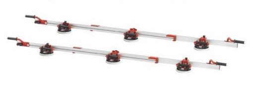 Sistem de transport pt. placi de dimensiuni mari, Easy-move MK IV - 6 ventuze RV175, 320cm - Raimondi-432EM04CA