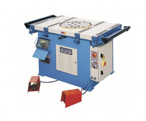 Masina automata profesionala de fasonat fier beton - Alba-DAR45P