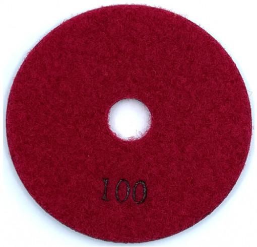 Paduri / dischete diamantate pt. slefuire uscata #100 125mm Super Premium - DXDH.24007.125.0100