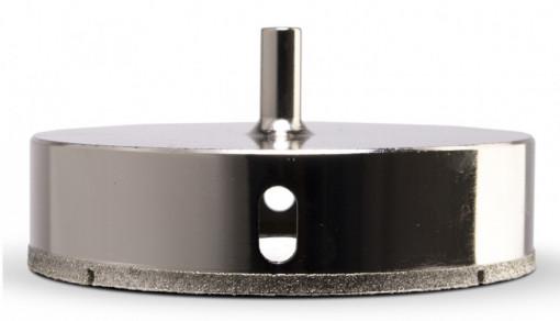 Carota diamantata pt. portelan, placi ceramice EasyGres 120mm - RUBI-5982
