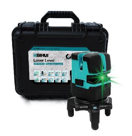 Nivela Laser Verde cu 5 linii - BIHUI-LLG05
