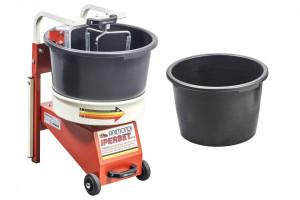 Amestecator / mixer pt. adezivi / mortar 45l, 0.37kW, IPERBET FLUID - Raimondi-110FLUID