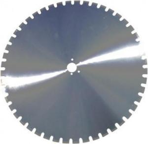 Disc DiamantatExpert pt. Caramida, Poroton, Mat. Constructii 750x60 (mm) Profesional Standard - DXDH.1017.750.60