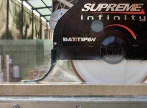 Masina de taiat placi de marmura mari 320cm, 3.4kW, SUPREME 320S - Battipav-83201/T380S1