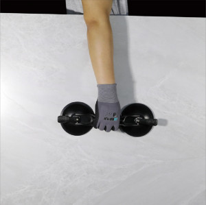 Ventuza dubla 125mm, 85kg - BIHUI-SCDB4