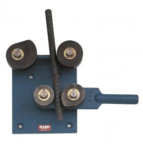 Aparat cu parghie pentru fasonat fier beton dim. max. 25mm - Alba-DR-25