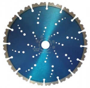 Disc DiamantatExpert pt. Beton armat & Piatra - Speed Wave 125x22.2 (mm) Super Premium - DXDH.2050.125