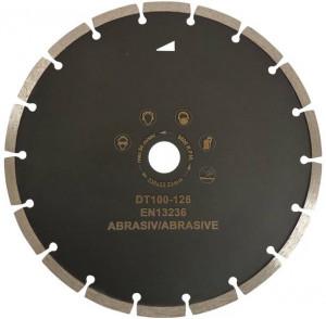 Disc DiamantatExpert pt. Caramida, Calcar & Mat. Abrazive 150x22.2 (mm) Premium - DXDH.1817.150