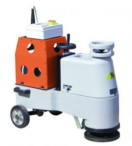 Masina pt. slefuire si polisare pardoseala din marmura, 260mm, 2.2 kW, Panda - Mondial