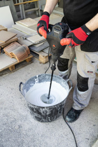 Mixer / Amestecator pt. Adezivi / Mortar 2100W in cutie, PROFESIONAL, RUBIMIX-9 POWER MAX 210/240V 50/60HZ - RUBI-26981