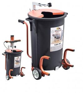Suport Amestecator / mixer pt. materiale lichide 75l, FLUID MIX - Raimondi-238EUN