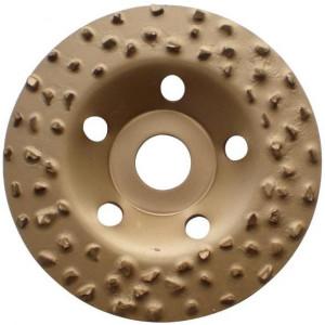 Cupa cu carbura tungsten medie pt slefuiri 125x22,2mm - DXDH.4037.125.012
