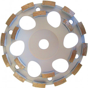 "Cupa diamantata rand dublu ""dinti scurti"" - Beton pt. Hilti 150mm Profesional Standard - DXDH.4207.150.19"