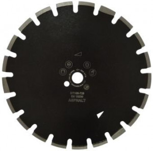Disc DiamantatExpert pt. Asfalt, Caramida & Abrazive 600x25.4 (mm) Premium - DXDH.17317.600.25