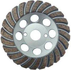 Cupa diamantata Turbo pt. Beton Granulatie 120 125x22.2mm - DXDH.4817.125C.120