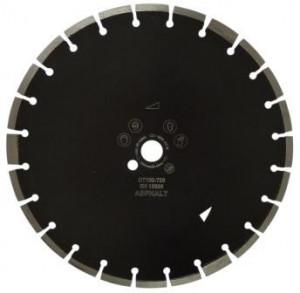 Disc DiamantatExpert pt. Asfalt, Caramida & Abrazive 600x25.4 (mm) Profesional Standard - DXDH.17217.600.25