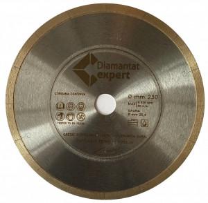 Disc DiamantatExpert pt. Portelan dur, Placi ceramice dure 180x25.4 (mm) Ultra Premium - DXWD.MSU.180.25