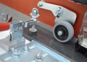 Masina de frezat gresie, faianta, placi 120cm, 1.1kW, Bi-Bull Dog ADV Autom. - Raimondi-428AUT230