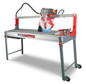Masina de taiat materiale si placi 148.5cm, 2.2kW, DX-350-N 1300 Laser & Level ZERO DUST 380V-50 Hz. Trifazic - RUBI-52919
