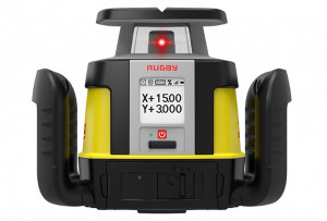 Nivela Laser Rotativa Avansata Rugby CLA-ctive - Leica-6016027