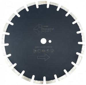 Disc DiamantatExpert pt. Asfalt, Caramida & Abrazive 450mm Profesional Standard - DXDY.EASF.450.25