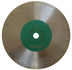 Disc DiamantatExpert pt. Ceramica dura, portelan pt. terase, gresie 300mm Super Premium - DXDH.3905.300