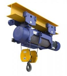 Electropalan 10 M-750, 10000kg, 39m (viteza 2.6-8 m/min) - Podem