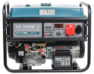 Generator de curent 5.5 kW benzina PRO - Konner & Sohnen - KS-7000E-3
