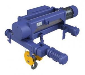 Electropalan 25 M-863, 25000kg, 23m (viteza 1.2-4 m/min) - Podem