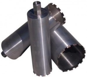 Carota diamantata pt. beton & beton armat diam. 107 x 400 (mm) - Premium - DXDH.81117.107