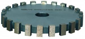 Disc diamantat pt. frezat/profilat 90° 120mm/16mm - Raimondi-179BU16SC