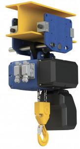 Electropalan 2 CLF, 2000kg, 9 metri (viteza 1-4 m/min) - Podem